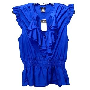 NWT! Sleeveless Blouse